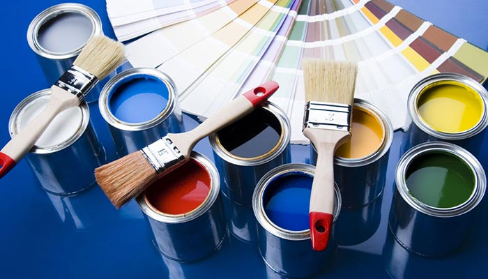 paints used by our decorator